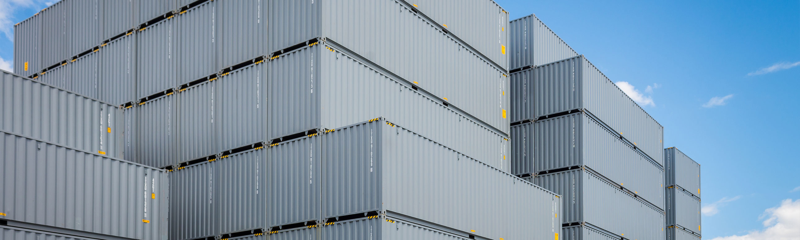 Rent To Own Storage Containers Part - 33: Interport Makes It Easy As 1-2-3!