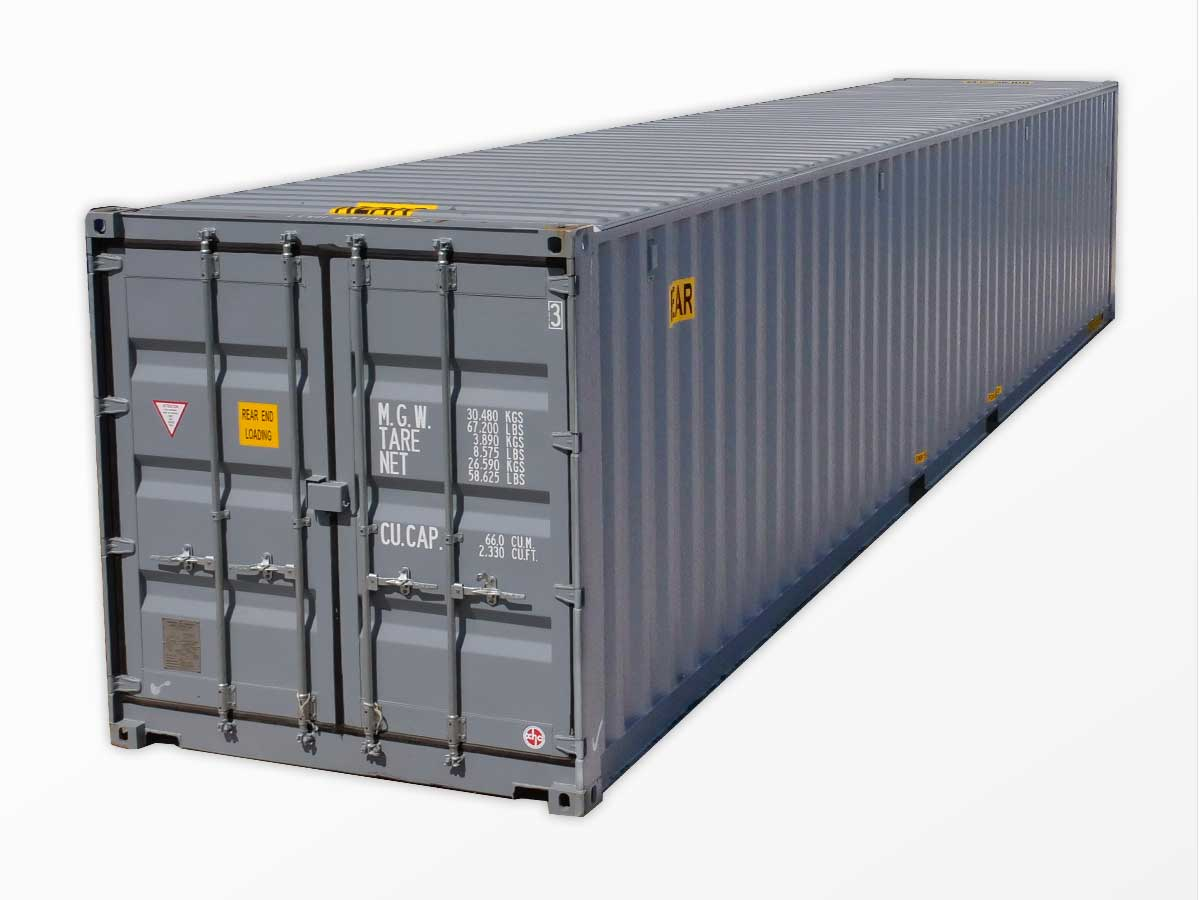 40 foot double door containers for sale new used for 30 foot shipping container