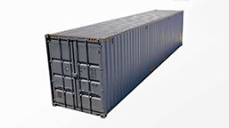 40-foot high-cube shipping containers for sale