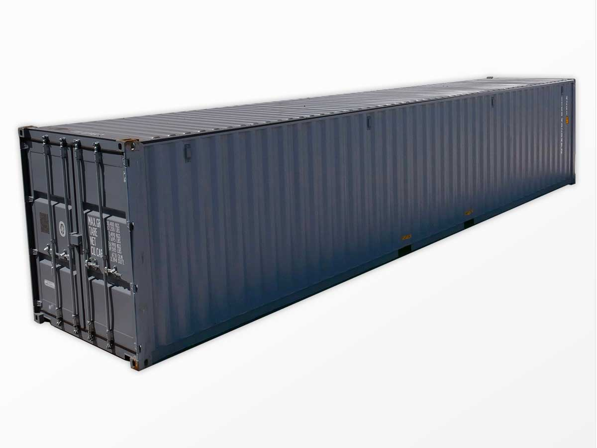 40-foot standard dry shipping containers for sale