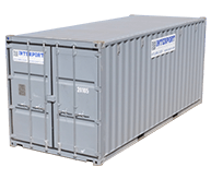 Interport rents only the highest-quality containers, available in four sizes: 10-foot, 20-foot, 40-foot, and 40-foot high-cube. Our ever-expanding rental-ready fleet ensures next-business-day delivery.