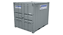 10 Foot Shipping Containers For Sale New Used Interport