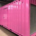 Custom Container Paint