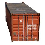 20 foot open top container