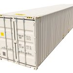 40 foot high-cube container